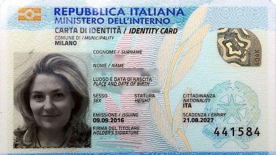 Milano, via alle prenotazioni per la nuova carta di identità elettronica: tutte le informazioni