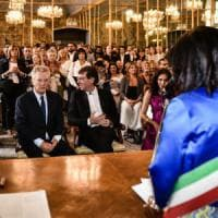 Unioni civili, Hutter: un grosso, multietnico matrimonio milanese.