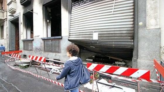 Milano, esplosione in un bar nella notte: undici in ospedale, nessuno è grave