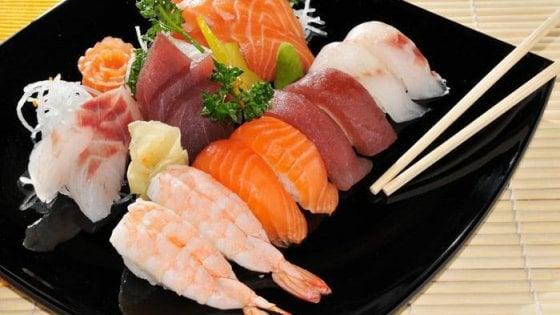 Mal di sushi a Milano: boom di ricoveri per la sindrome sgombroide