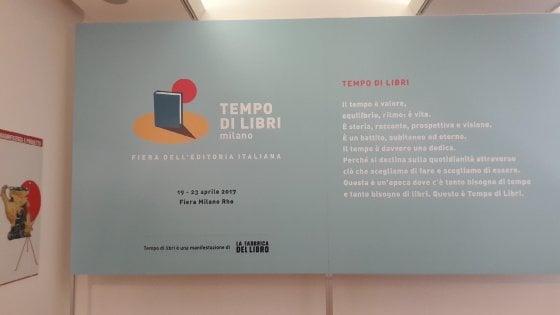 Salone del libro, svelati nome e logo della manifestazione di Milano: il tempo e la scrittura le parole chiave