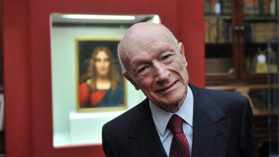 """Testamento Caprotti, quella lite sul quadro di """"Leonardo"""": ecco perché eredita il Louvre e non la Gam"""