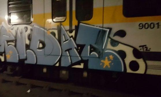 Dall'Australia e dalla Nuova Zelanda per imbrattare i treni di Milano