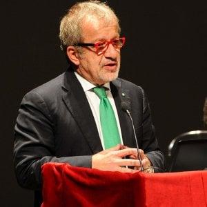 """Dario Fo, Maroni attacca nel giorno dei funerali: """"Una fiera dell'ipocrisia"""""""