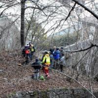 Bergamo, in gita nel bosco con la famiglia: precipita e muore in un burrone