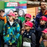 Milano, alle Cascine Orsine si semina il futuro bio