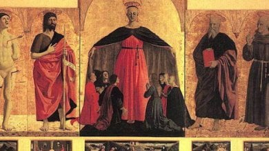 Natale con Piero della Francesca, il 2017  sarà di Caravaggio
