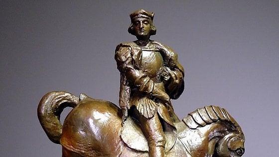Arriva l'uomo a cavallo di Leonardo Da Vinci che divide i critici