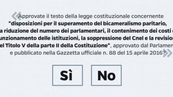 """Referendum, pool di legali in campo a Milano: """"Incostituzionale, troppi argomenti in un quesito"""""""