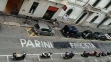 """Non c'è pace per la scritta del Parini: dopo il blitz diventa """"fascista"""""""