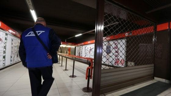 Sciopero Milano, disagi in metrò: ferma la lilla e un pezzo della rossa