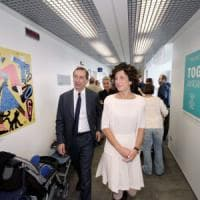 Disabilità, Agnese Renzi all'open day della Fondazione Tog di Milano