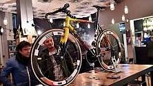 Dal biciclo alle Legnano Storia della bici in mostra