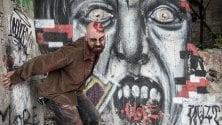Halloween, anteprima nella città fantasma gli zombie a Consonno