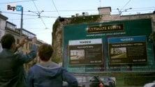 Monopoly sceglie Milano  per lo spot: candid  camera nell'agenzia
