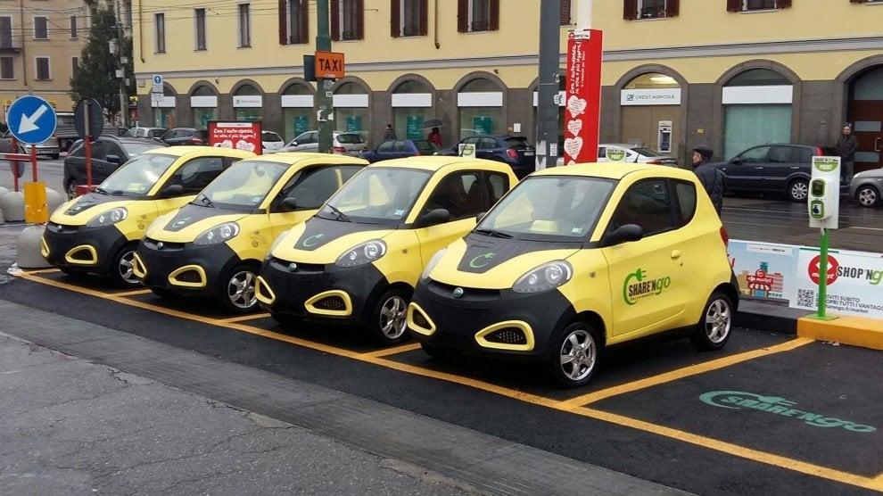 Idea A Milano Car Sharing