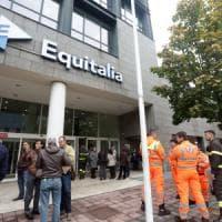 Milano, busta sospetta nella sede di Equitalia: controlli medici su un dipendente