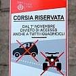 Stop alle microcar  dal 1° novembre nelle Ztl  e nelle corsie preferenziali