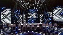 X Factor, ecco l'Arena  della musica: viaggio in  anteprima nello studio  da 3mila metri quadri