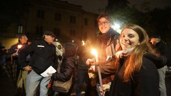 Montello solidale, dopo le proteste leghiste una festa per i profughi in caserma: musica, cibo e teatro