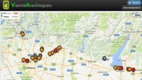 Traffico in tempo reale Tutta la viabilità a portata di clic