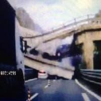 Cavalcavia crollato sulla Milano-Lecco, avviso di garanzia per 3 ingegneri di Anas e Provincia
