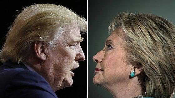 Milano a stelle e strisce per la notte elettorale: la sfida Clinton-Trump tra party, hamburger e maratone