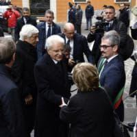 Terremoto, da Mantova l'imperativo di Mattarella: