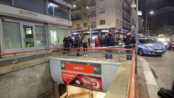 Milano, 32enne ferito a coltellate in piazzale Loreto: è in condizioni disperate