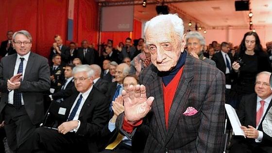 Morto l'architetto Luigi Caccia Dominioni, l'ultimo dei grandi