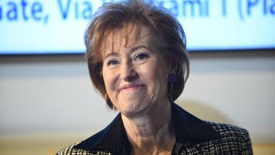 Milano premia il suo primo sindaco donna, Ambrogino d'oro a Letizia Moratti