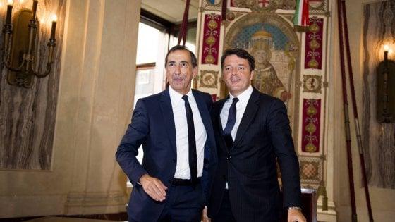 """L'esercito a Milano, il premier Renzi risponde a Sala: """"Disponibili a dare una mano"""""""