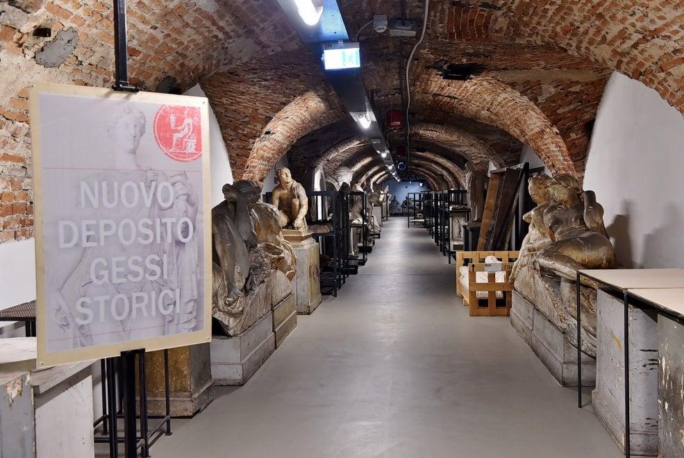 Milano rinasce la raccolta dei gessi di brera con l for Accademia di milano
