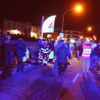 Bergamo, tre donne investite mentre escono dalla messa: morta un'altra anziana
