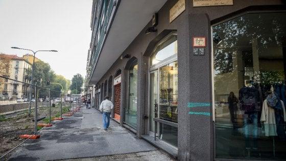 Milano, dal Comune 1,3 milioni per i negozi che si trovano tra due cantieri di M4