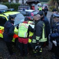 Elicottero precipita nel Varesotto: morta una 40enne, due feriti gravissimi