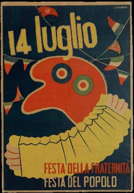 Milano, l'arte della lotta: 40 anni di manifesti della Cgil