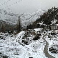 Maltempo, assaggio di inverno in Lombardia: ondata di gelo e neve