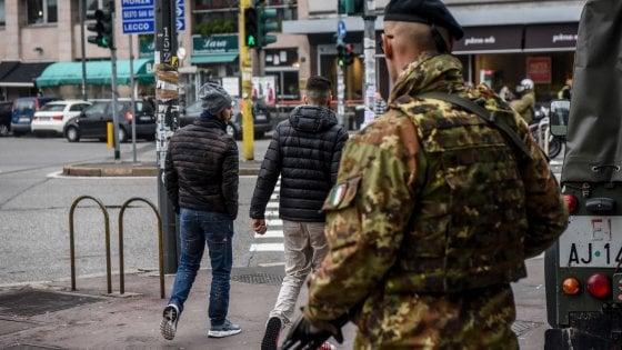 """Milano, parte l'operazione sicurezza nelle strade. Il prefetto: """"I primi 100 militari già in servizio"""""""
