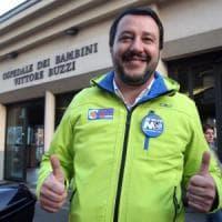 """""""Salvini è il più grande assenteista di Bruxelles"""", per il tribunale di Milano non c'è..."""