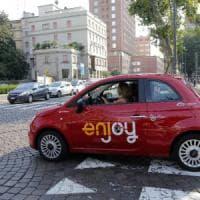 Milano, sgominata la banda specializzata nel rubare le auto di Enjoy