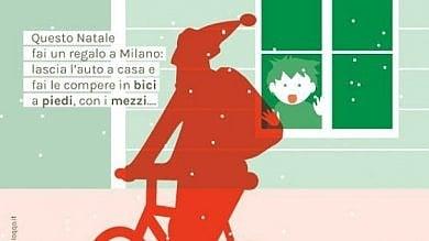 """Smog, """"fate lo shopping di Natale in bici"""": i negozi amici dell'aria lanciano la campagna"""