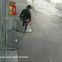 Fermato il killer di piazzale Loreto, la polizia: