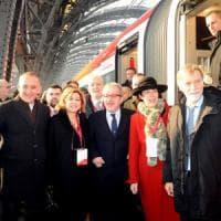 Milano-Brescia in 36 minuti: inaugurata l'alta velocità