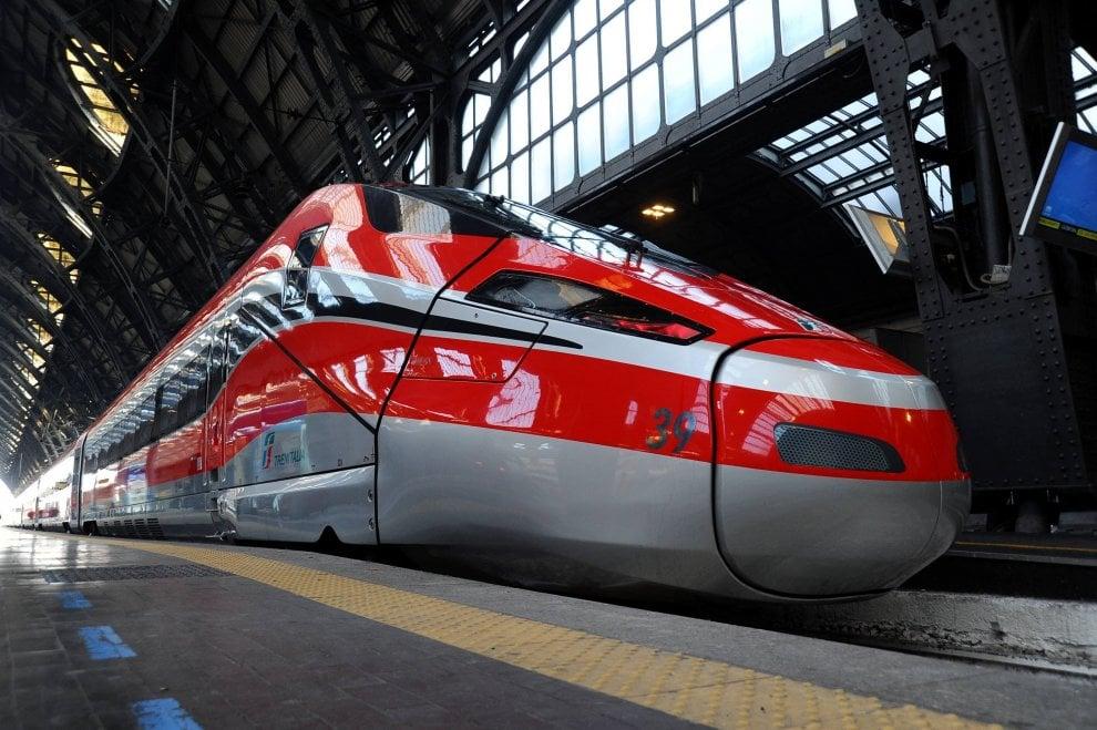 Milano-Brescia, inaugurata l'alta velocità: il primo viaggio