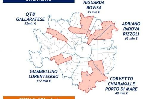 """Milano, il progetto di Sala per la città: """"356 milioni per curare le periferie"""""""