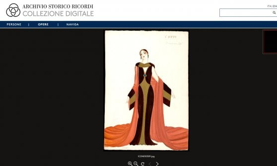 Milano, il mondo dell'opera si fa digitale: online l'Archivio Ricordi