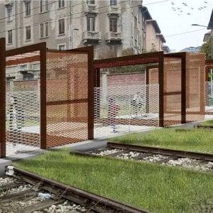 Porta Genova: entro un mese via ai lavori per la passerella ciclo-pedonale