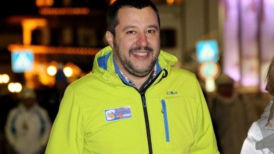 """Uccisione di Anis Amri, Salvini in piazza a Sesto: """"Islam non integrabile"""". Chittò: """"Soluzioni, non demagogia"""""""