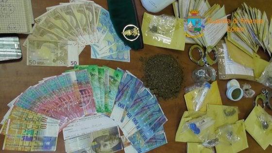 Droga, presidi-detective in campo contro lo spaccio nelle scuole del Comasco: 3 arresti e 14 denunce